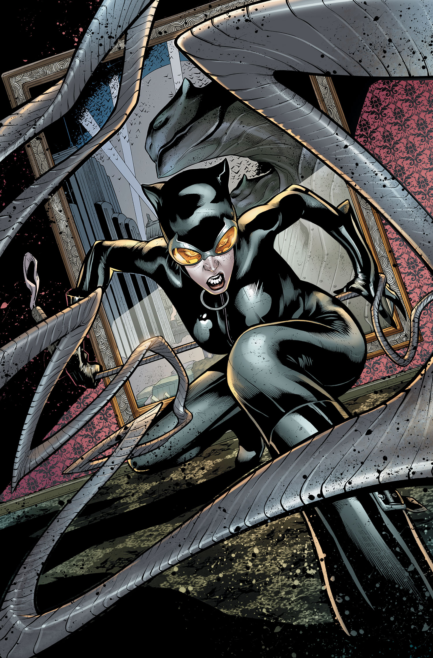 Catwoman 18