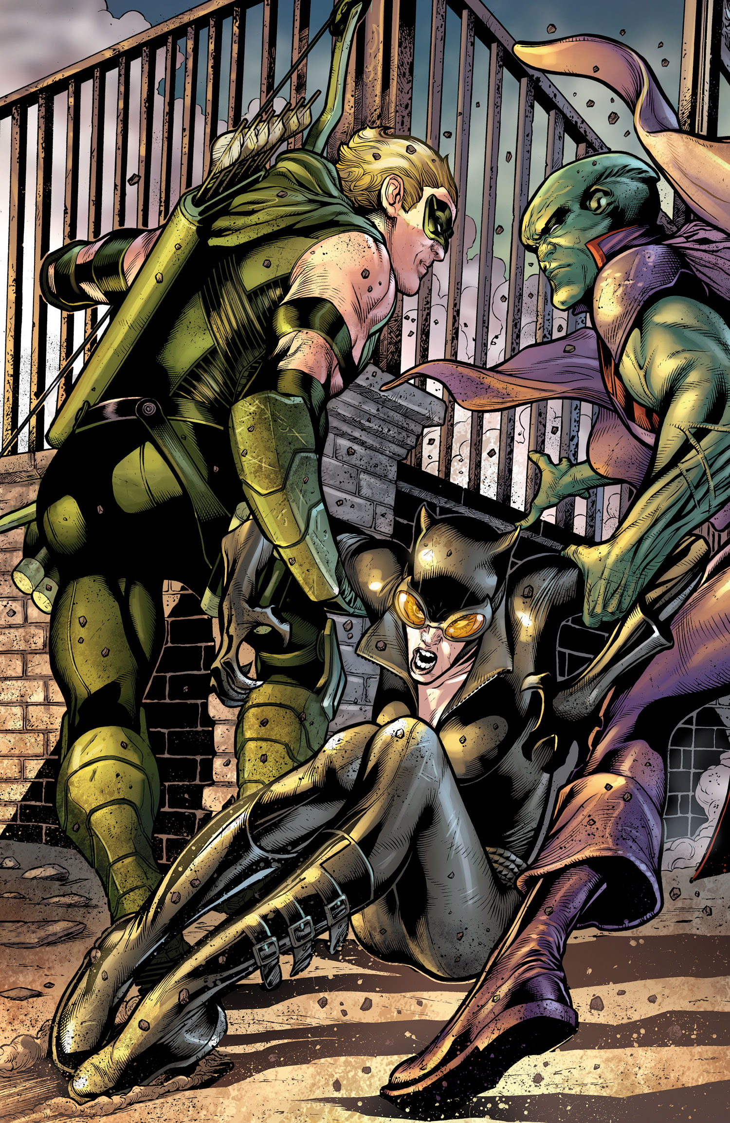 Catwoman 19