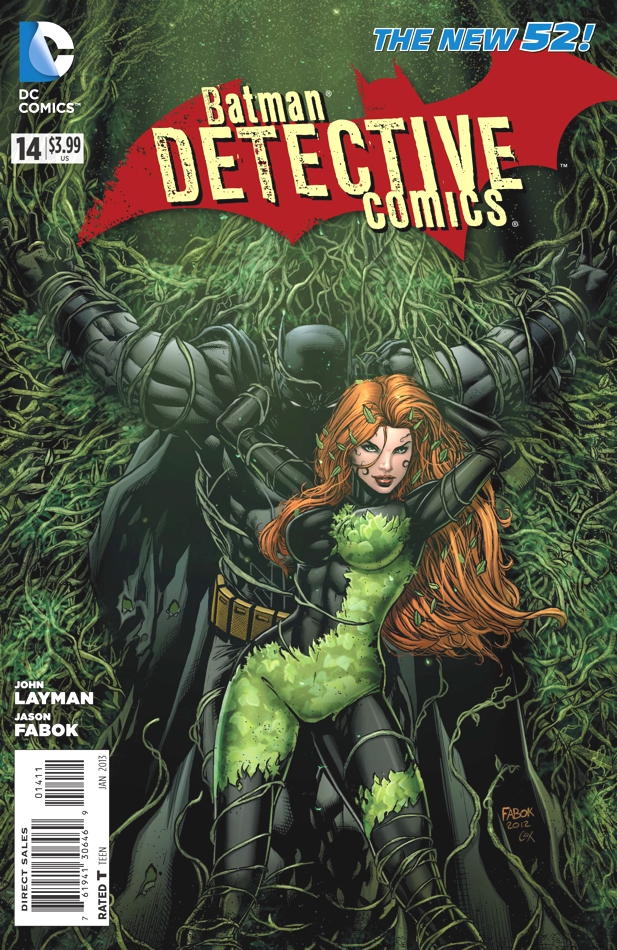 Batman - Detective Comics 14 - Unnatural Selection
