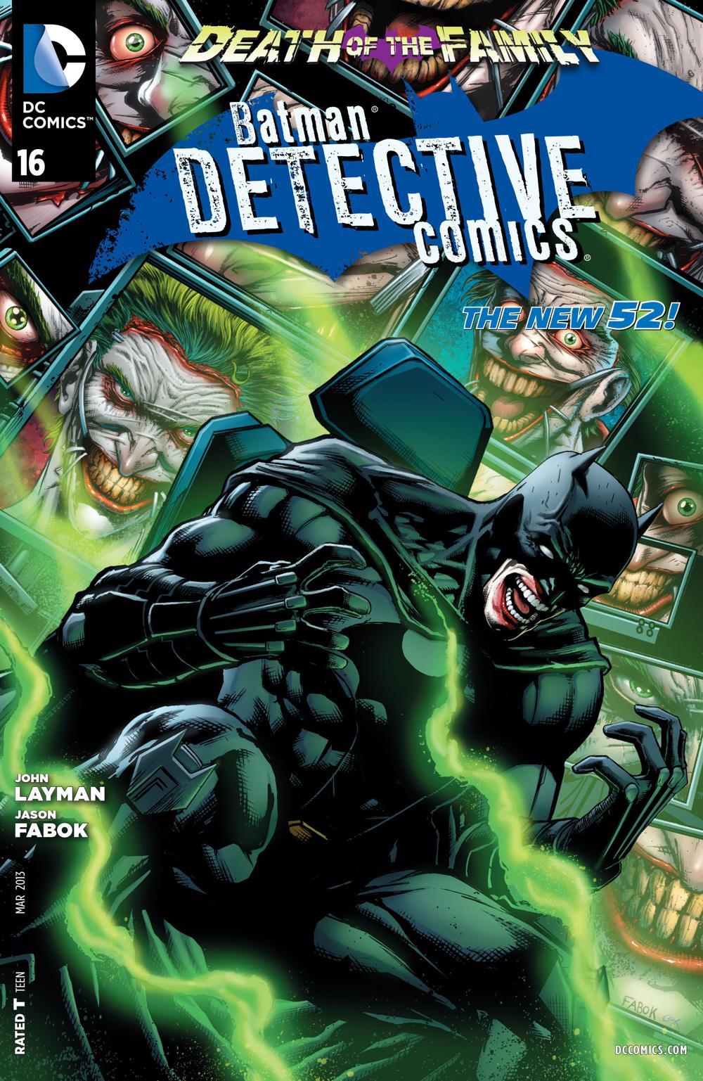 Batman - Detective Comics 16 - Nothin' But Smiles
