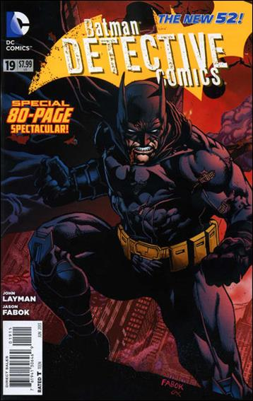 Batman - Detective Comics 19