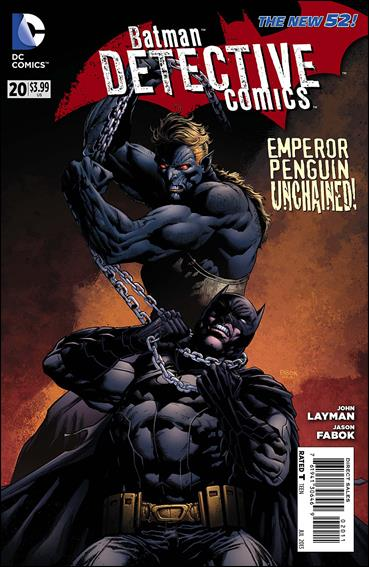 Batman - Detective Comics 20
