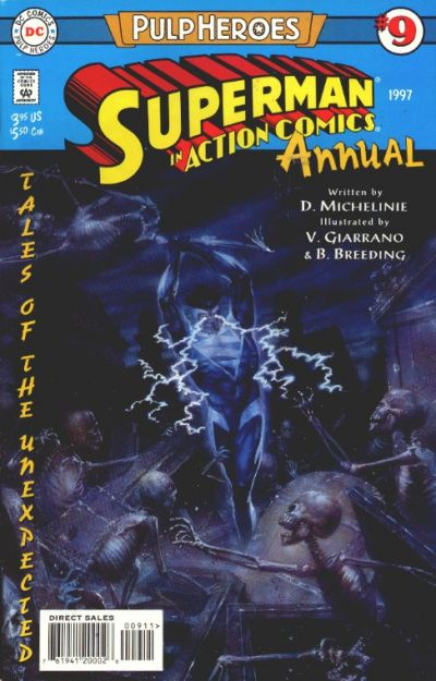 Action Comics 9 - 1997 : The Magnetic Medium