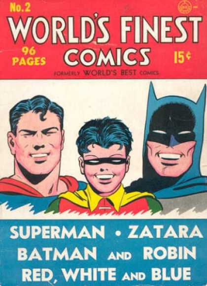 World's Finest 2 - World's Finest Comics
