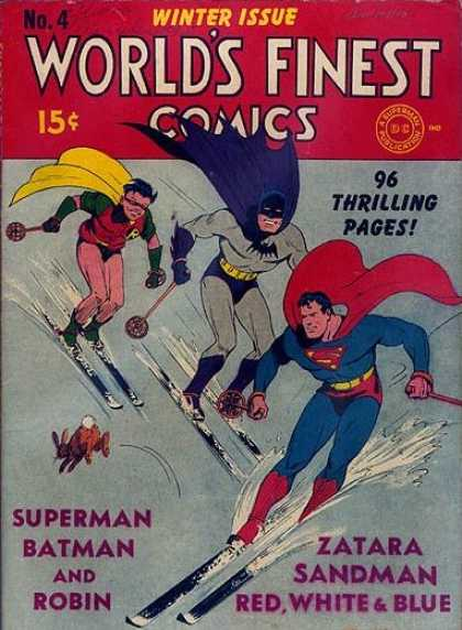 World's Finest 4