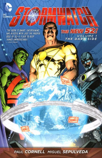 Stormwatch 1 - The Dark Side (The New 52)