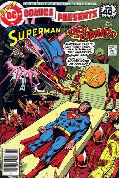 DC Comics presents 7 - The Paralyzed Planet Peril!