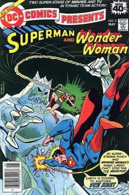 DC Comics presents 9 - Invasion Of The Ice People!