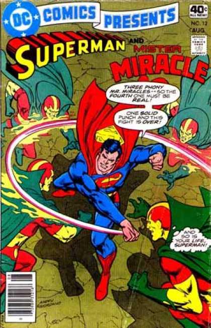 DC Comics presents 12 - Winner Take Metropolis