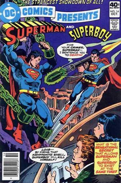 DC Comics presents 14 - Judge, Jury...And No Justice!
