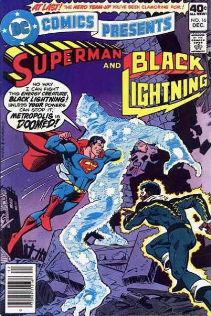 DC Comics presents 16 - The De-Volver!