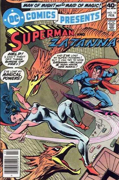 DC Comics presents 18 - The Night It Rained Magic!