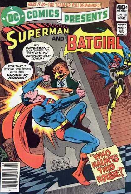 DC Comics presents 19 - Who Haunts This House?