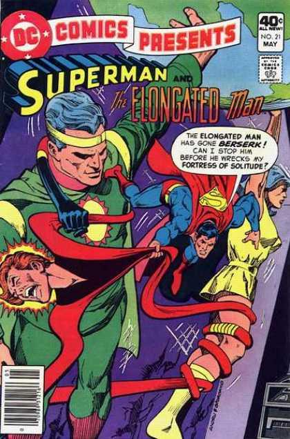 DC Comics presents 21 - The Alien Epidemic!