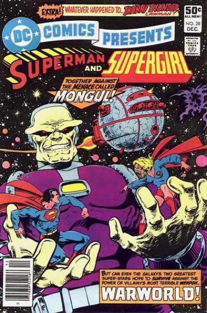 DC Comics presents 27 - The Key That Unlocked Chaos!