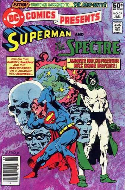 DC Comics presents 28 - Warworld!