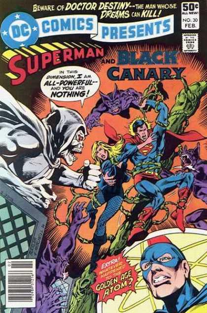 DC Comics presents 29 - Where No Superman Has Gone Before