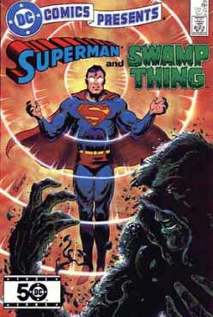 DC Comics presents 84 - Give Me Power...Give Me Your World!