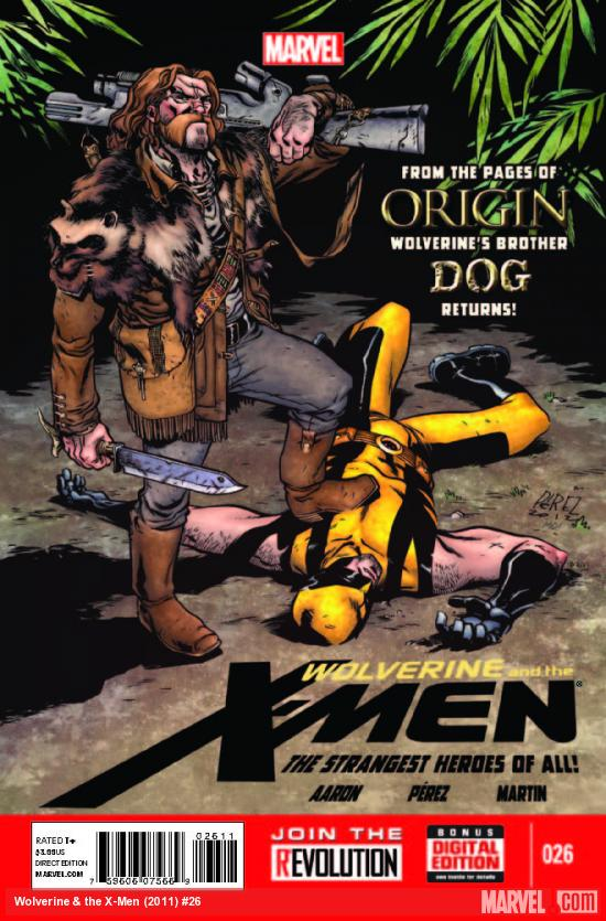 Wolverine And The X-Men 26