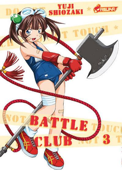 Battle Club 3