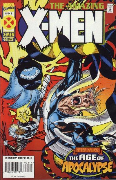 Amazing X-Men 2 - Sacrificial Lambs