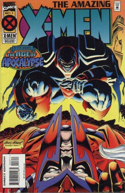 Amazing X-Men 3 - Parents of the Atom