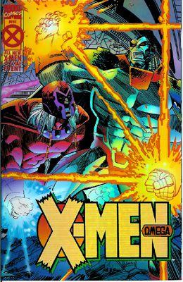 X-Men Omega 1 - ...Endings