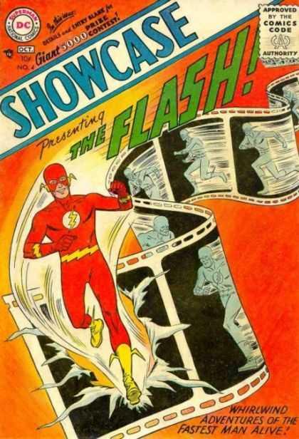 Showcase 4 - Presenting THE FLASH!