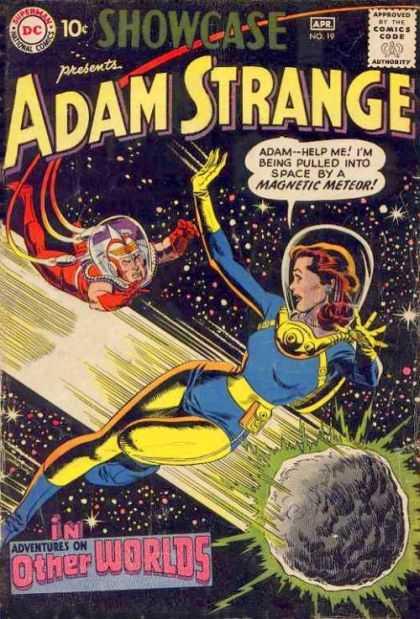 Showcase 19 - presents ADAM STRANGE