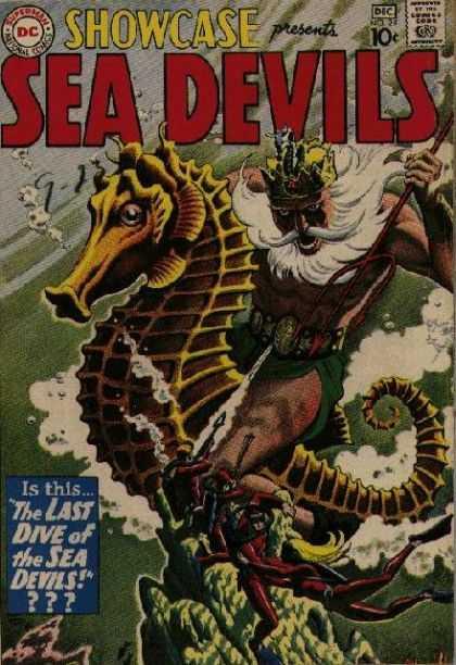 Showcase 29 - presents SEA DEVILS