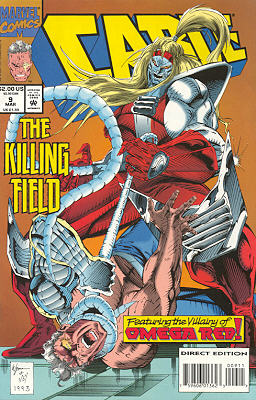 Cable 9 - The Killing Field: In Humanity