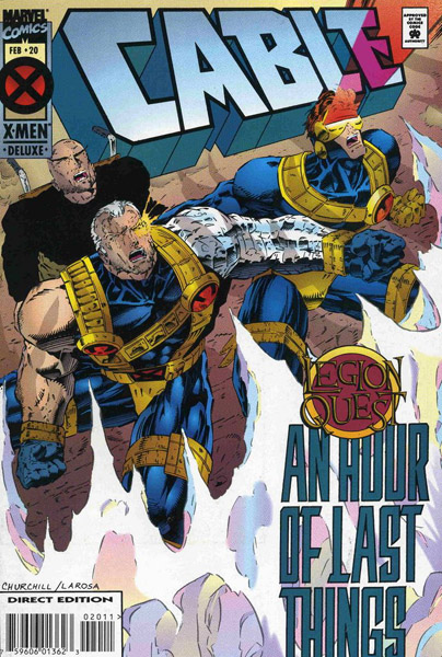 Cable 20 - A Legion Quest Addendum: An Hour of Last Things