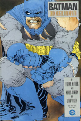 Batman - The Dark Knight Returns 2 - The Dark Knight Triumphant