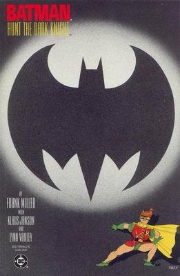 Batman - The Dark Knight Returns 3 - Hunt the Dark Knight