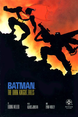 Batman - The Dark Knight Returns 4 - The Dark Knight septembres
