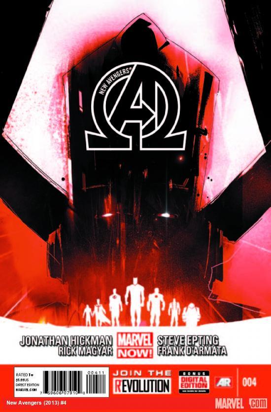 New Avengers 4 - World Eater