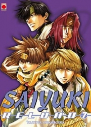 Saiyuki Reload 7