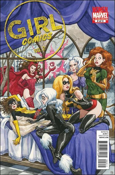 Girl Comics 2 - Good To Be Lucky