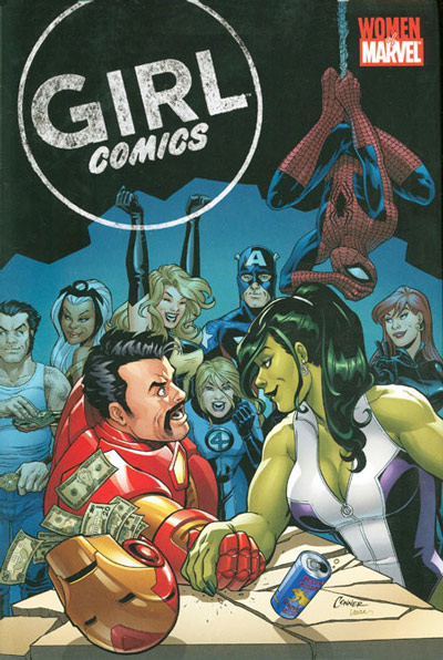 Girl Comics 1 - Girl Comics