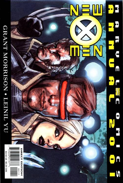 New X-Men 1 - The Man from Room X!