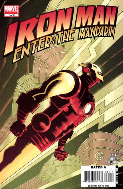 Iron Man - Au commencement était le Mandarin 1