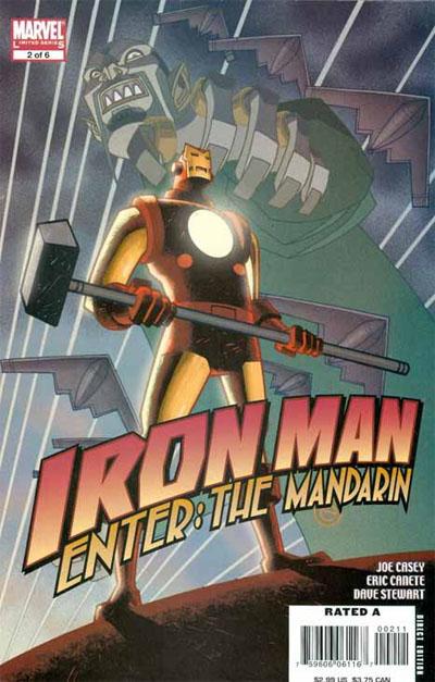 Iron Man - Au commencement était le Mandarin 2