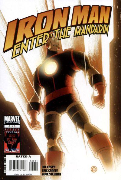 Iron Man - Au commencement était le Mandarin 6