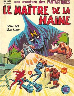 Une Aventure des Fantastiques 28 - Le Maître de la Haine