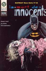 Batman Hors-Série 18 - La mort des innocents