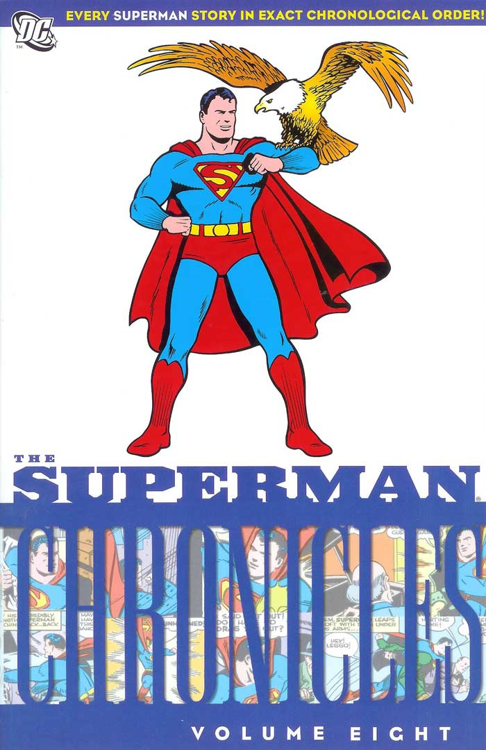 Superman Chronicles 8 - The Superman Chronicles Volume Eight