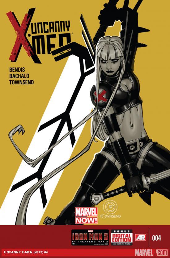 Uncanny X-Men 4