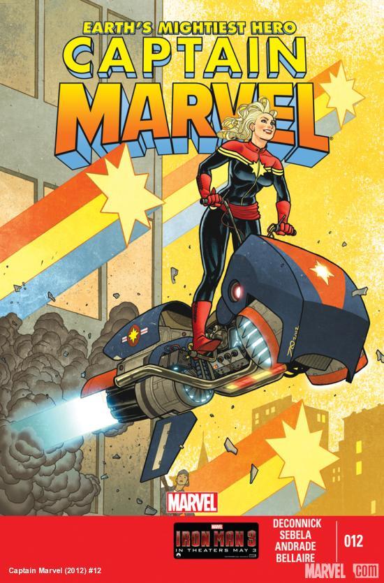 Captain Marvel 12