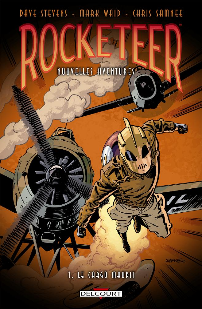 Rocketeer, nouvelles aventures 1 - Le cargo maudit