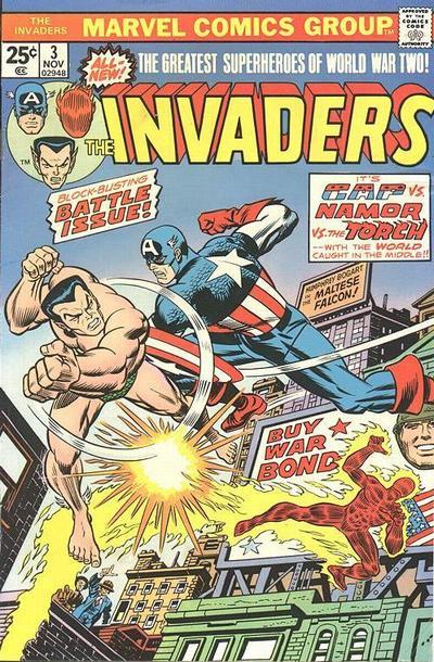 The Invaders 3 - Blitzkrieg at Bermuda
